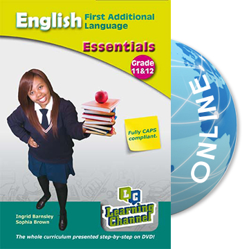 Grade 11 and 12 Essentials English FAL