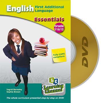 Grade 11 and 12 Essentials English FAL