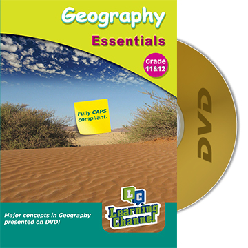 Grade 11 and 12 Essentials Geography