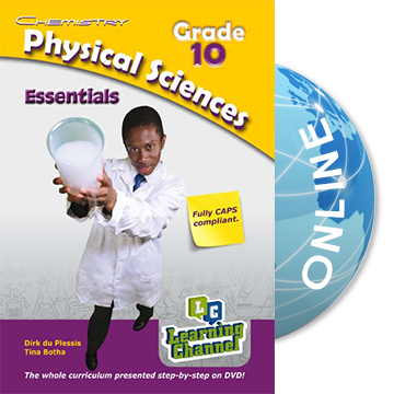 Grade 10 Essentials Physical Science Chemistry