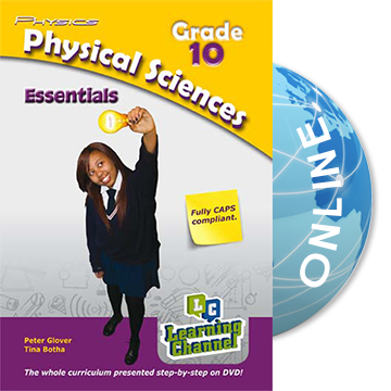 Grade 10 Essentials Physical Science Physics
