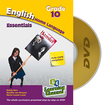 Grade 10 Essentials English Home Language