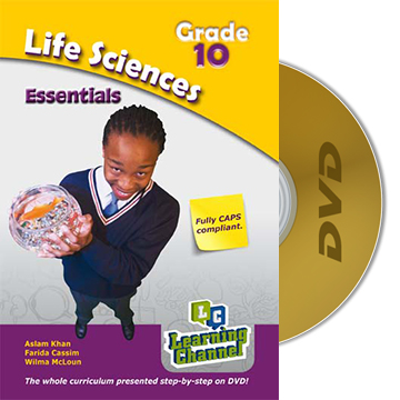 Grade 10 Essentials Life Science