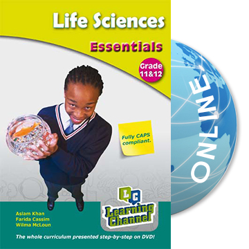 Grade 11 and 12 Essentials Life Sciences