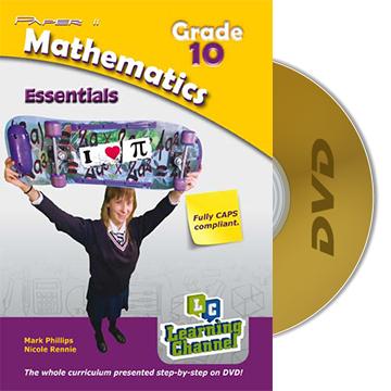Grade 10 Essentials Mathematics Paper2