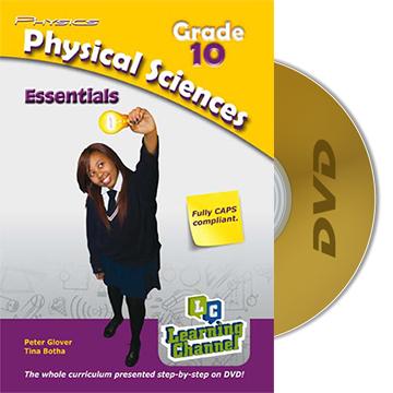 Grade 10 EssentialsPhysical Science Physics