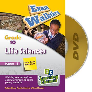 Grade 10 Exam WalkThru Life Sciences Paper 1